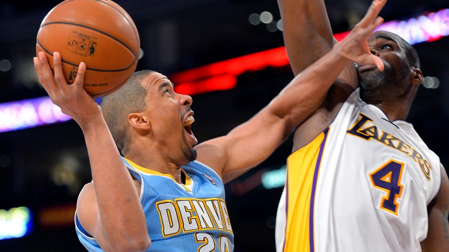 5a4c2a6d-APTOPIX Nuggets Lakers Basketball