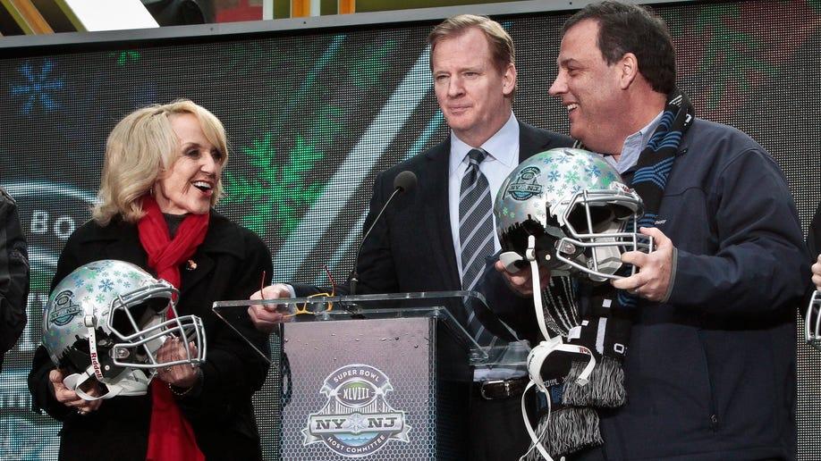 Super Bowl Christie