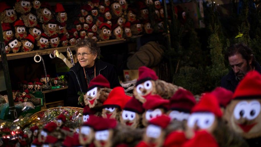 Europe Christmas Shopping