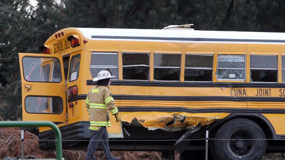Idaho School Bus Crash