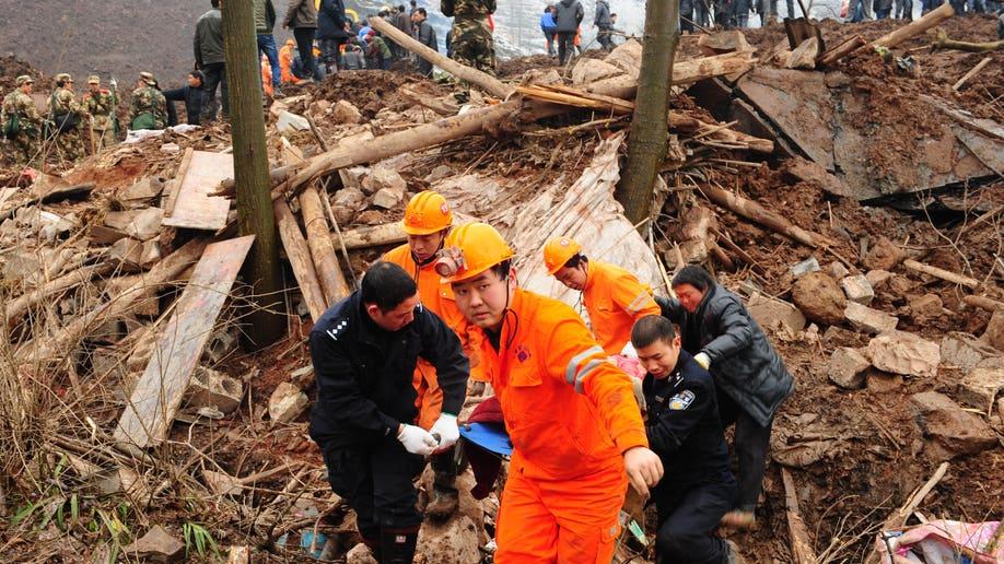 a5423d95-China Landslide
