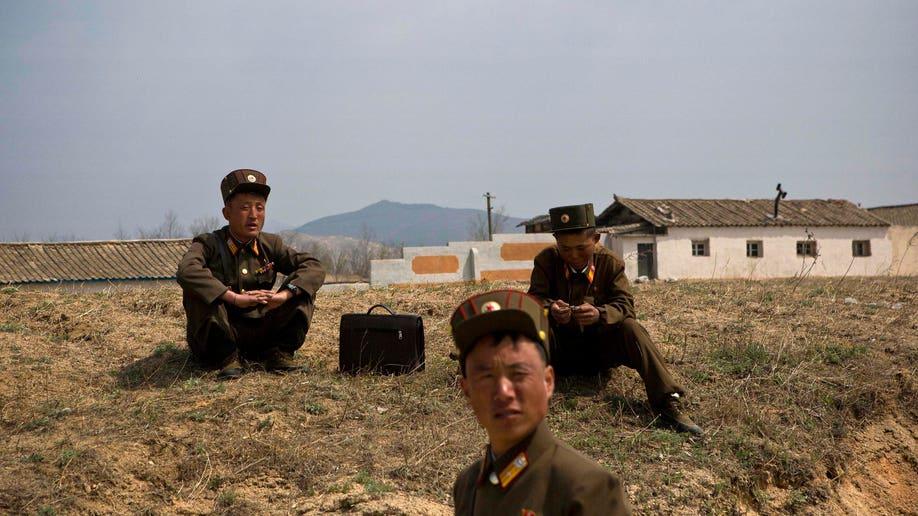 55bd0b7d-North Korea Koreas Tension