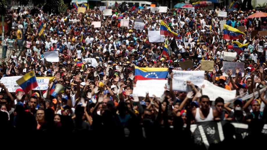 b7d3d720-Venezuela Protests