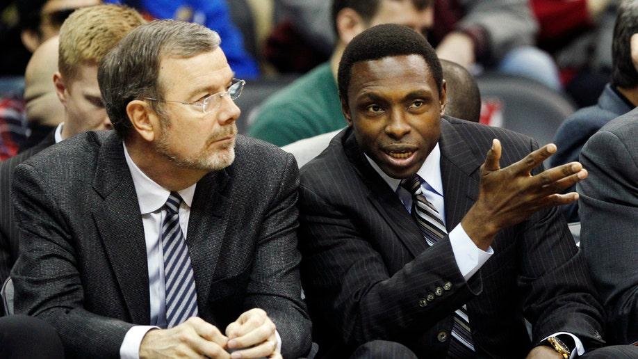 7108390d-Nets Johnson Fired Basketball