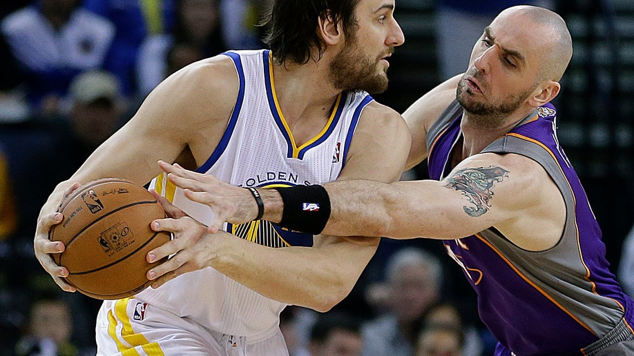 Suns Warriors Basketball
