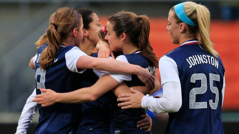 Netherlands Women's Soccer USA