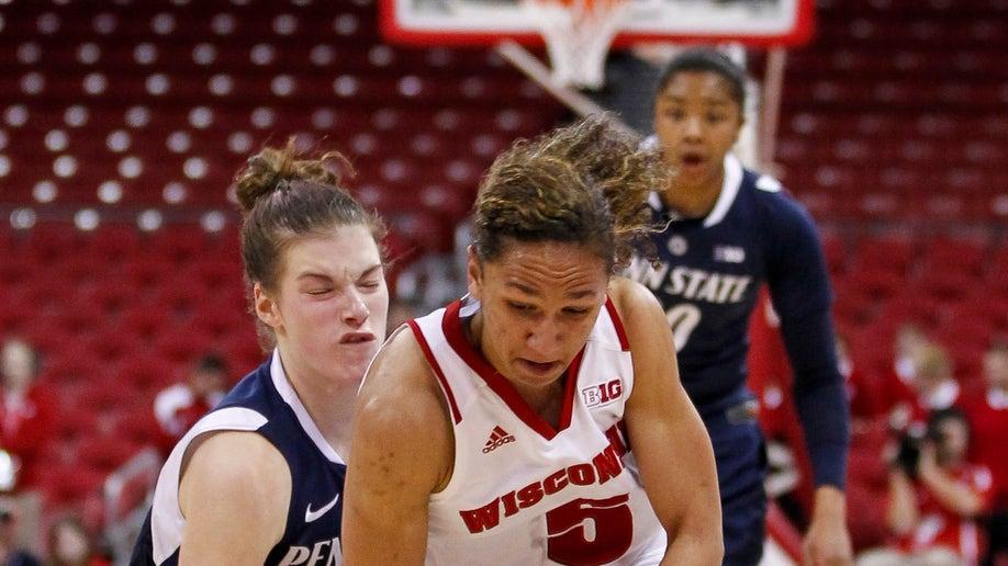 Penn St Wisconsin Basketball