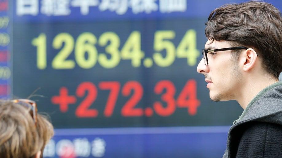 Japan Economy World Markets