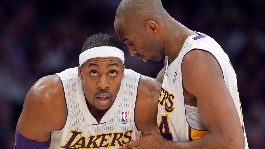 APTOPIX Cavaliers Lakers Basketball