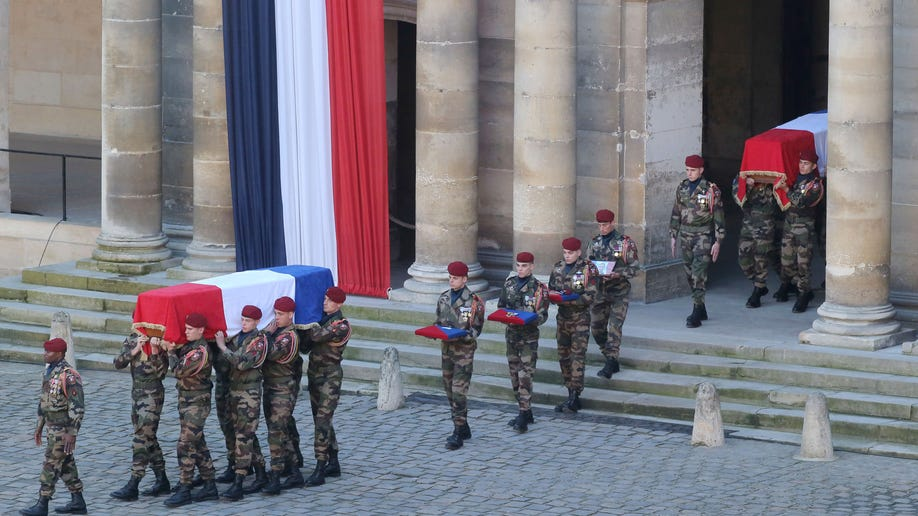 France Military Intervention