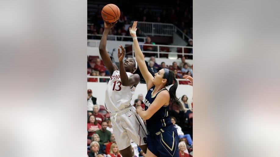 UC Davis Stanford Basketball