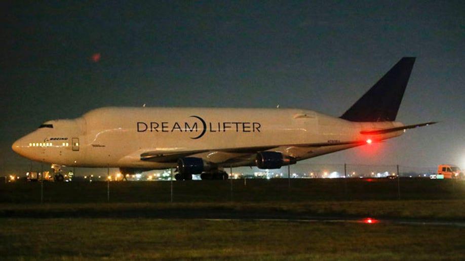747 Wrong Airport