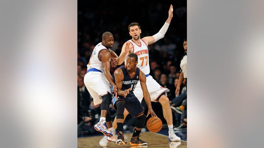 6cb3b658-Bobcats Knicks Basketball