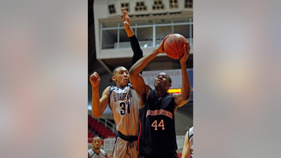Puerto Rico Georgetown Northeastern Basketball