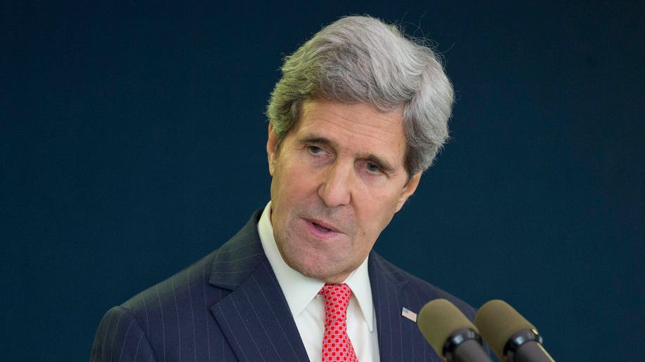 42e85243-Mideast Israel Palestinians Kerry