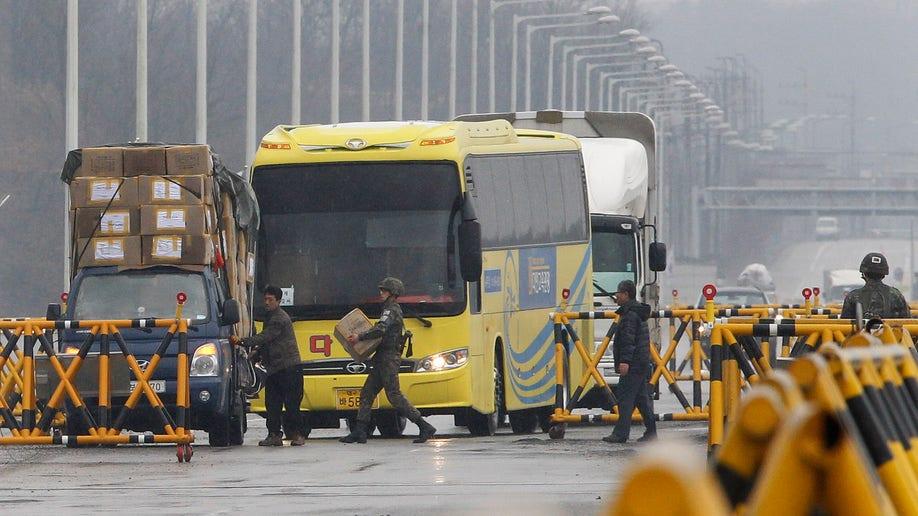 dc95bba4-APTOPIX South Korea Koreas Tension