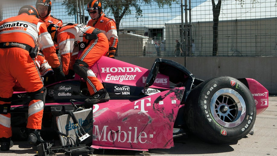 f3dbbba5-IndyCar Houston Grand Prix Auto Racing