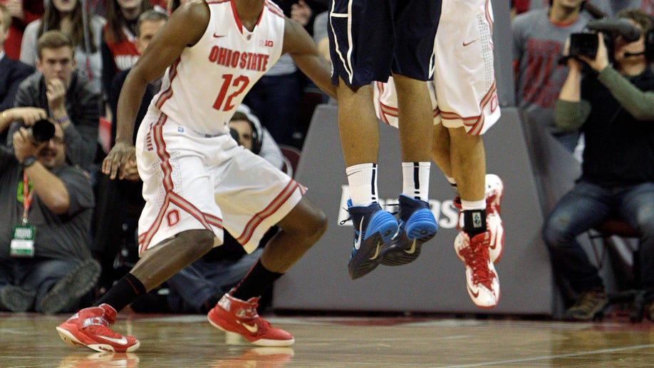Buckeyes Payback Basketball