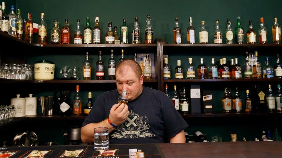 Czech Republic Communist Whisky