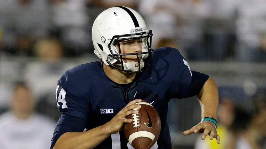 Ohio St Stopping Hackenberg Football