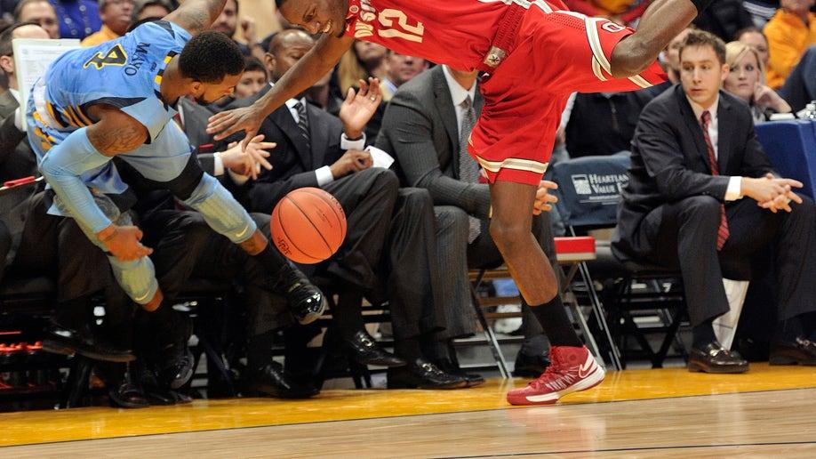 APTOPIX Ohio State Marquette Basketball