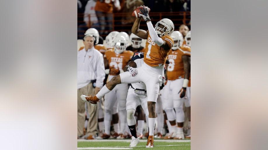 Texas Tech Texas Football