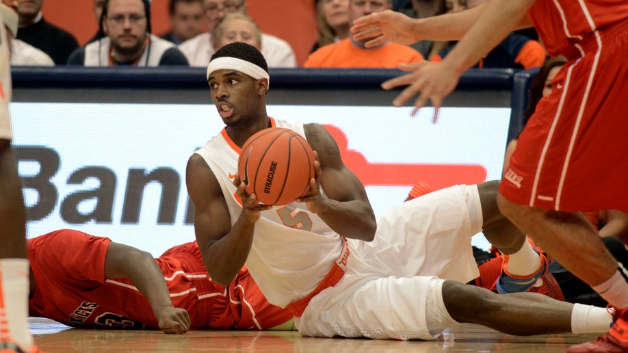 St. Francis Brooklyn Syracuse Basketball