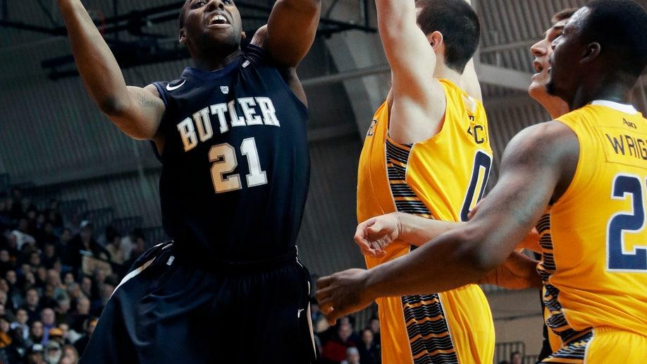 Butler La Salle Basketball
