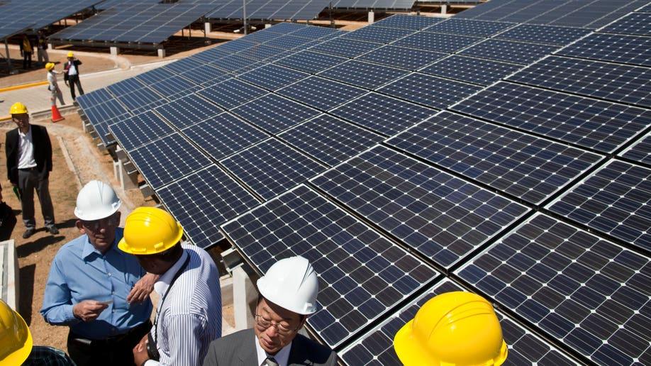 Nicaragua Solar Energy