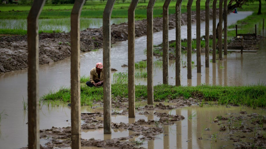 Myanmar Seized Land