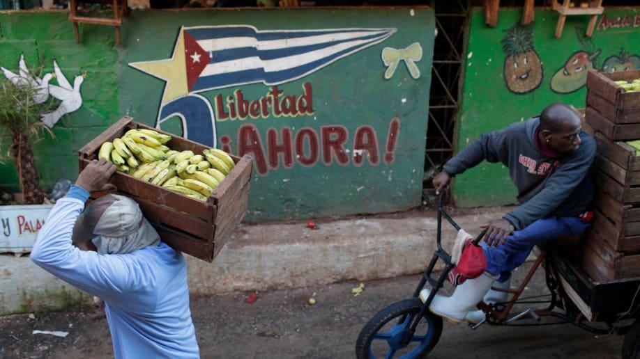 Cuba Changing Society