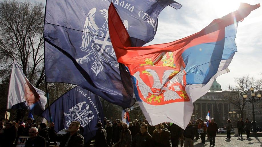 Serbia Kosovo Talks
