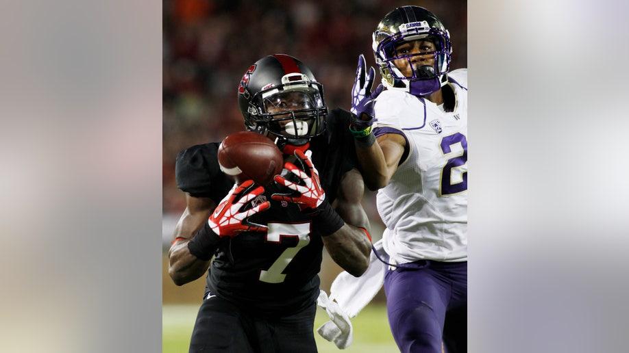 APTOPIX Washington Stanford Football