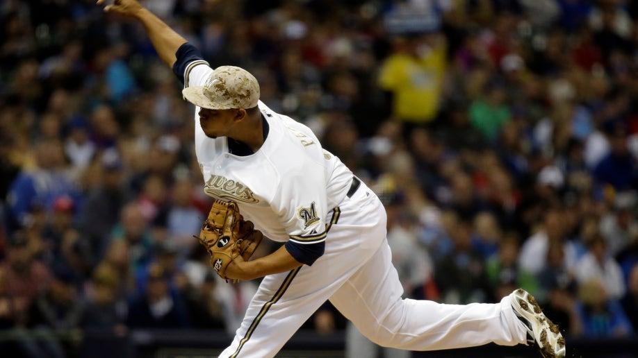 3192e7d4-Twins Brewers Baseball
