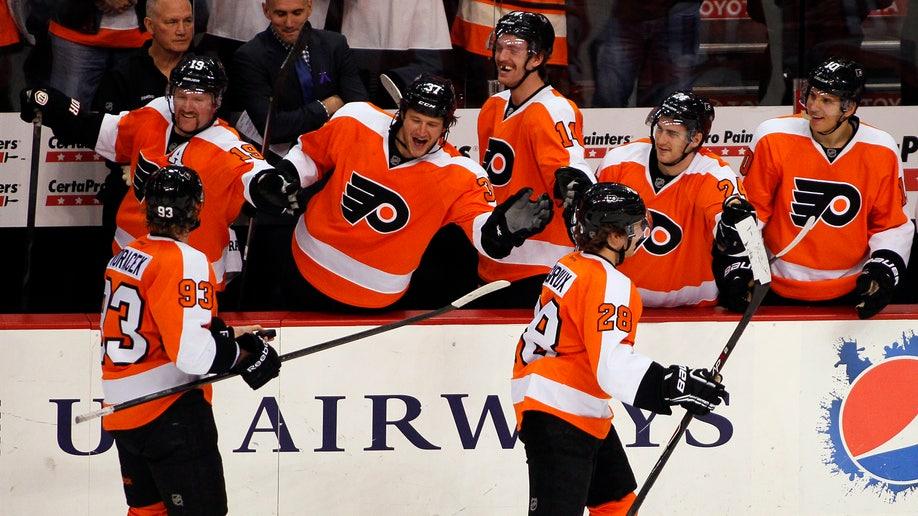 Oilers Flyers Hockey