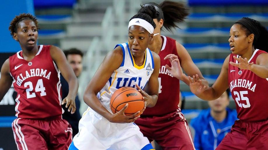 Oklahoma UCLA Basketball