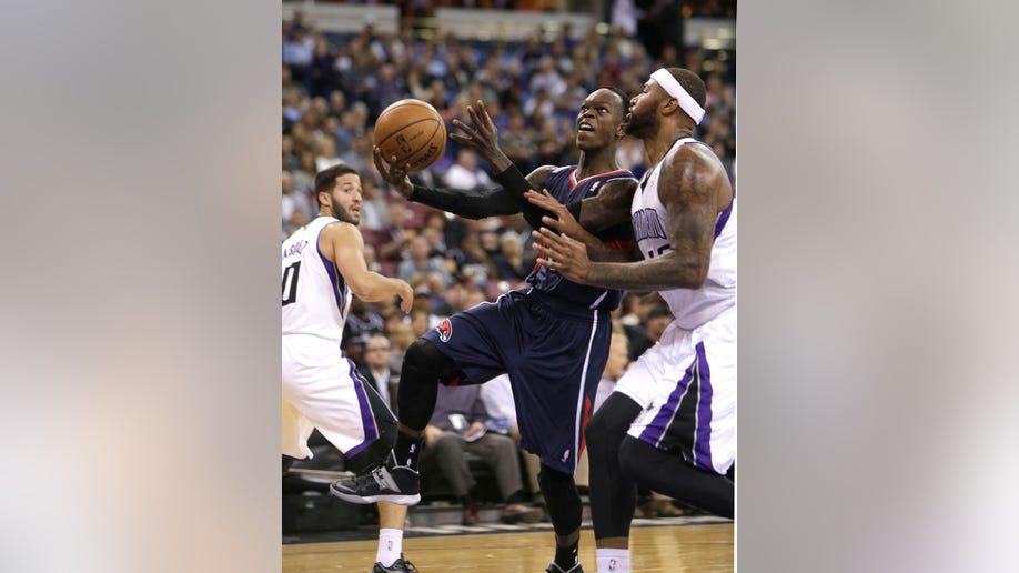 Hawks Kings Basketball