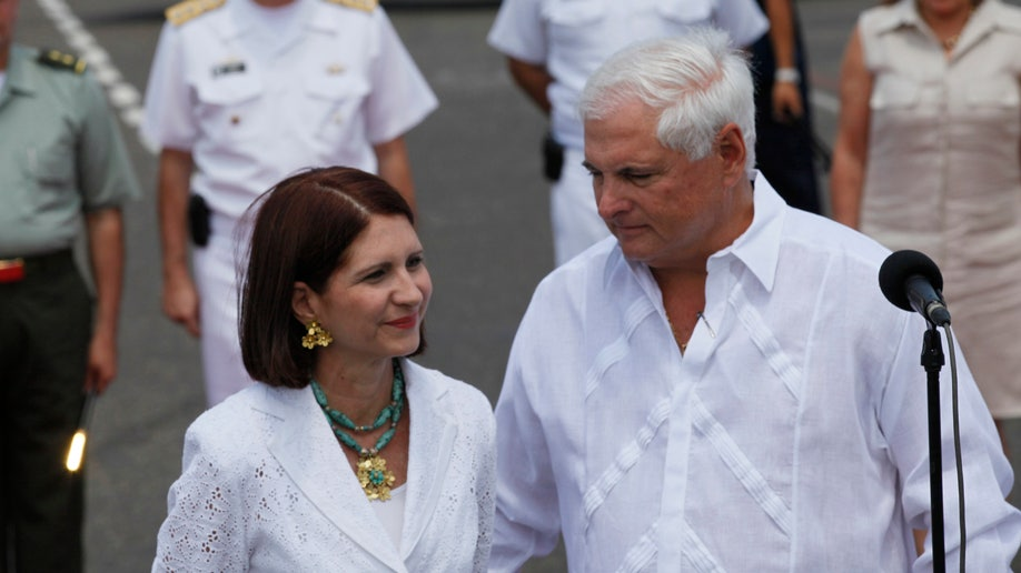 Colombia Panama Elections