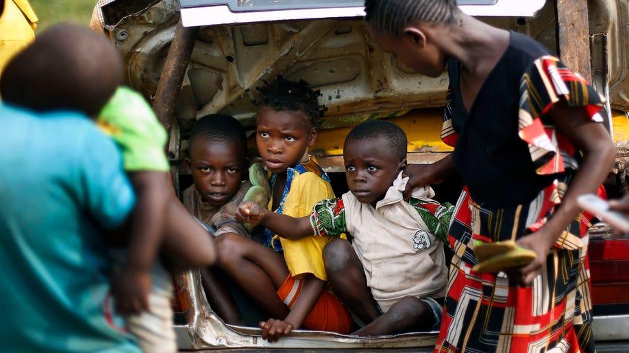 c707d400-APTOPIX Central African Republic