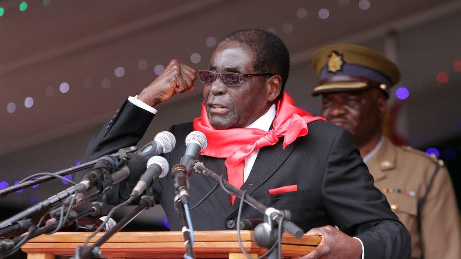 f55482f6-Zimbabwe Mugabe Birthday Celebrations