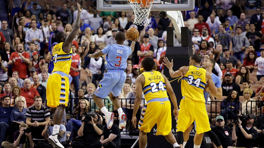 08472b7a-Nuggets Clippers Basketball