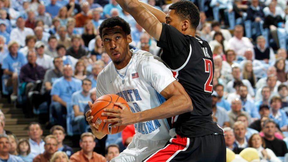 UNLV N Carolina Basketball