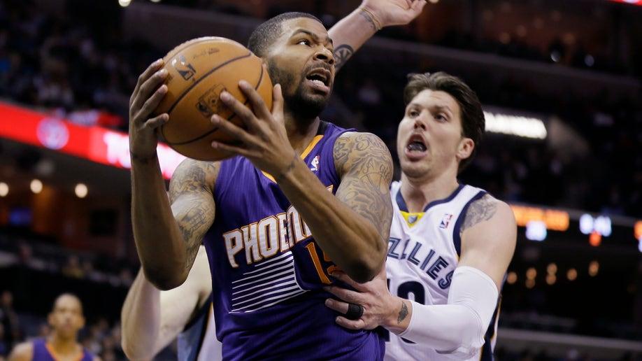 dbe73ce2-Suns Grizzlies Basketball
