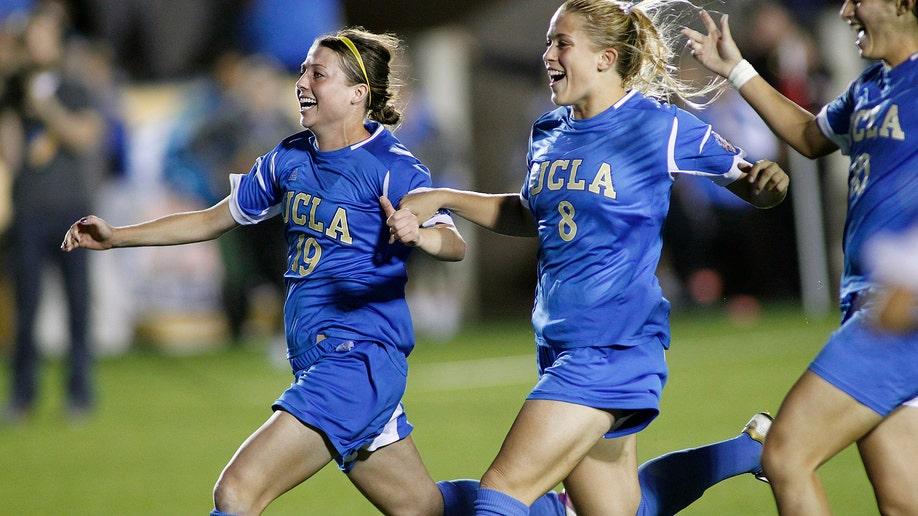 UCLA Virginia Soccer