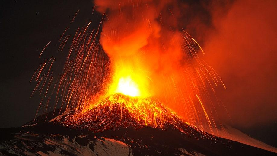 a368590e-Italy Etna Volcano Eruption