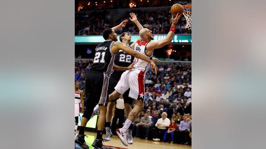d2286b8f-Spurs Wizards Basketball