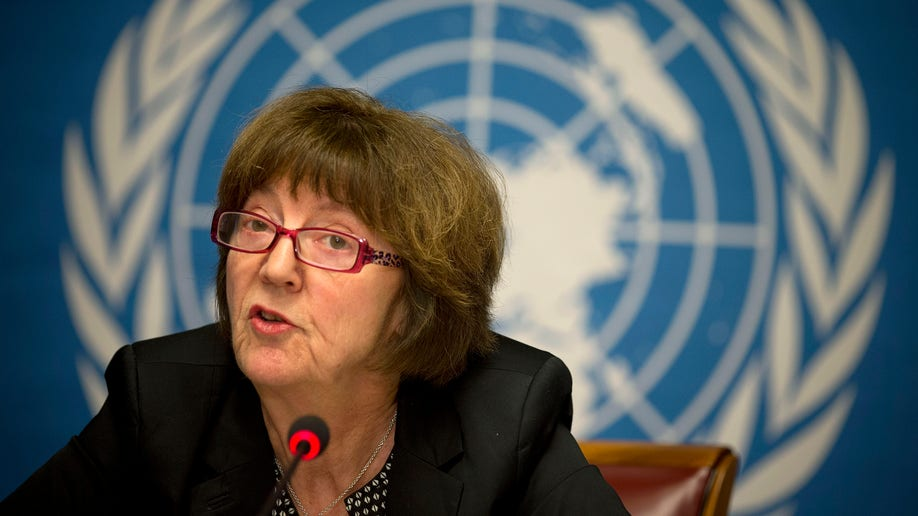Switzerland Vatican UN Abuse