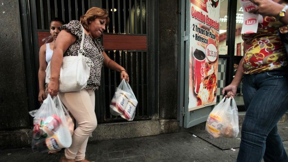 Venezuela Fading Influence