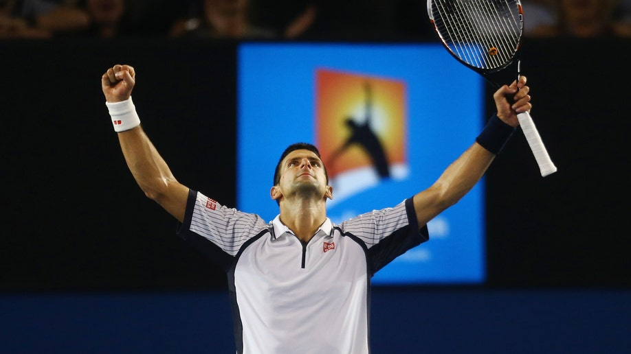 b0072375-Australian Open Tennis