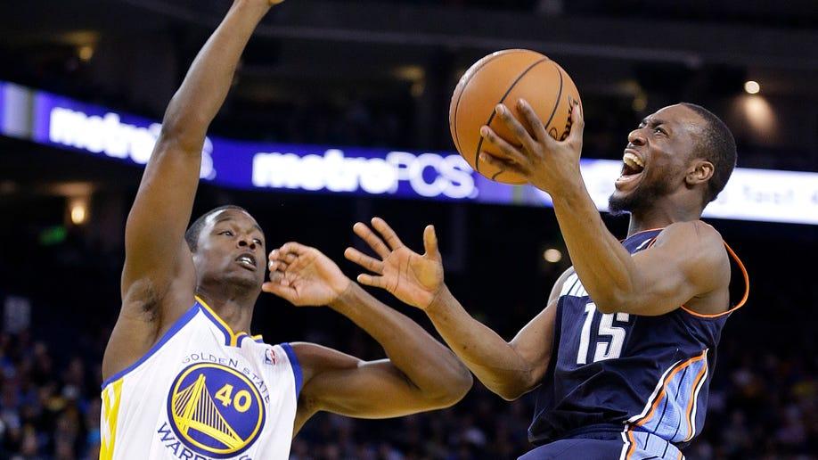 Bobcats Warriors Basketball